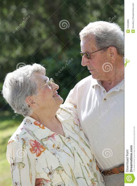 portrait  elderly people  love royalty  stock