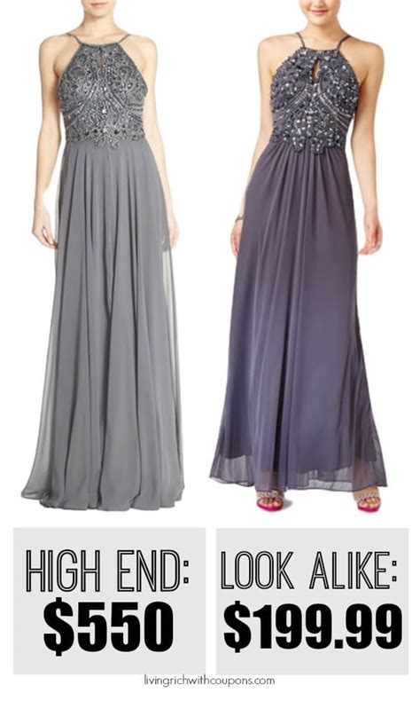 Lovelyskin 6 Edition Look Alike prom edition high fashion look for less 6 options
