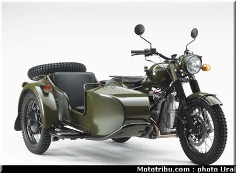Motorrad Gespann Aufkleber by Mototribu Ural 2013