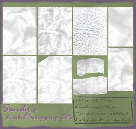 freebie digiscrapping blank paper templates bowes clan