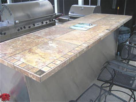 Tile Bar Top Ideas by Handyman Steve Bar Top