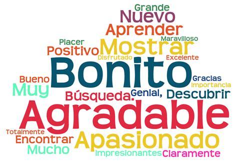 imagenes y palabras positivas el top 25 de las palabras positivas que puedes usar en tu