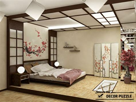 Japanese Bedroom Design lovely japanese style bedroom design ideas curtains