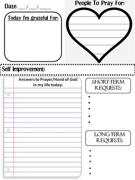 prayer book template 10 diy ideas to take your prayer journal to the next level