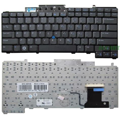 Keyboard Laptop Dell D630 us keyboard for dell latitude d620 d630 d820 d830 precision m65 dr160 0dr160 ebay