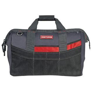 craftsman large tool bag 18 inch tools tool