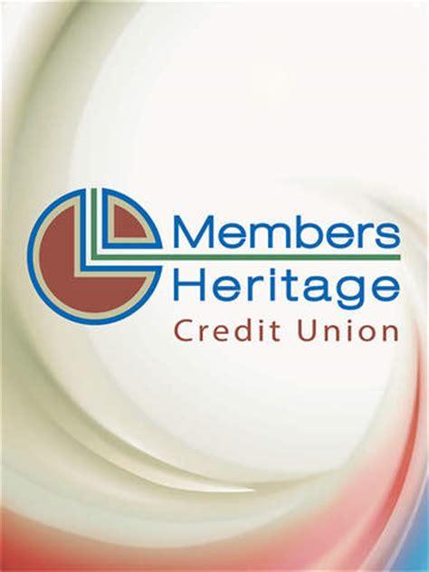 members heritage credit union apppicker