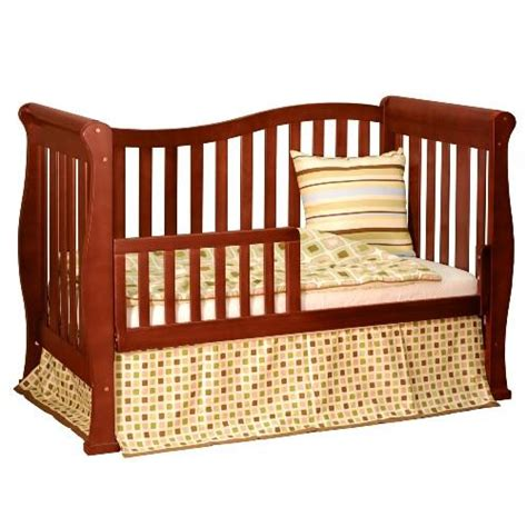 Convertible Crib Vs Standard Crib Afg 3 In 1 Convertible Crib 6005 Nurzery