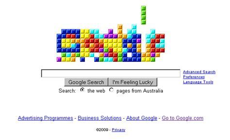 google images tetris google s tetris logo