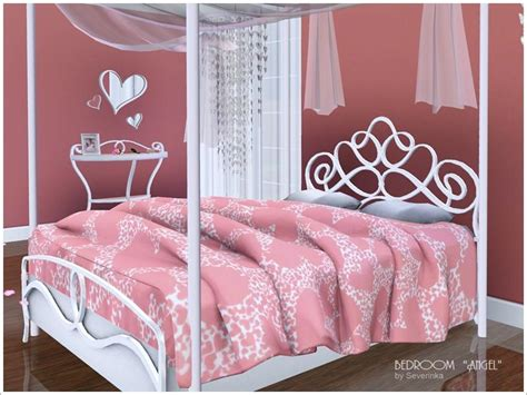 severinkas romantic bedroom angel