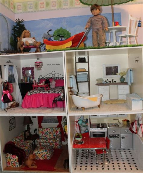 18 inch doll house ideas house ideas ag 18 inch doll house furniture decor