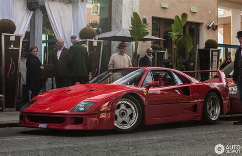 Ferrari F 40 by Ferrari F40 3 January 2016 Autogespot