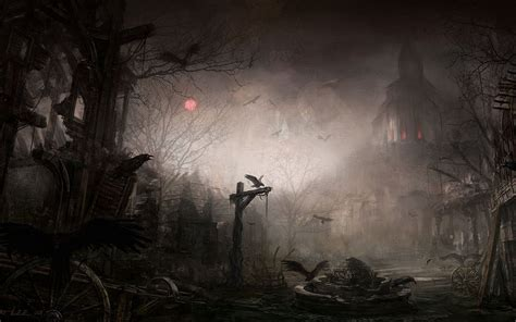gothic dark fantasy gothic dark art fantasy cities picture nr 55916