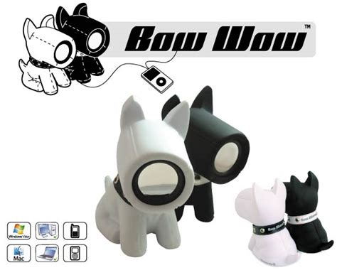 Bow Wow Doggie Speakers by Doggie Gadgets Bow Wow Speakers Walyou