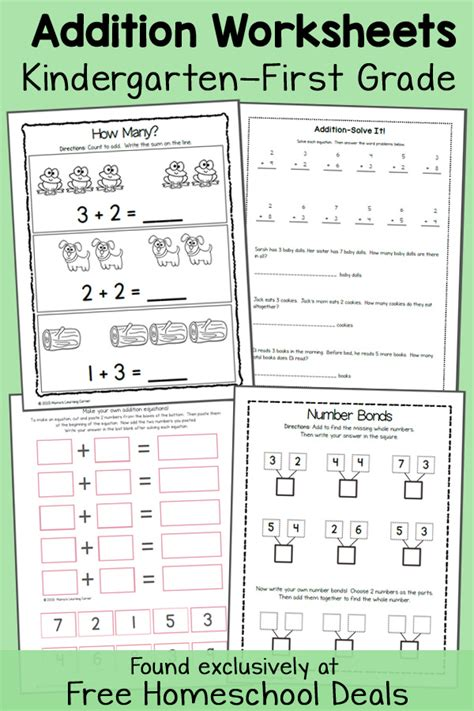 Homeschooling Worksheets For Kindergarten by How To Homeschool For Free And Frugal Elementary Math