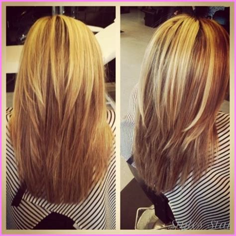 long choppy layered hairstyles inverted bob inverted bob haircuts back view