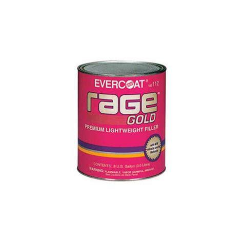 Rage Gold Rage Gold Filler Us Gallon