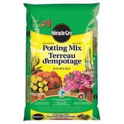 potting soil home depot miracle gro quot premium quot potting soil r 233 no d 233 p 244 t