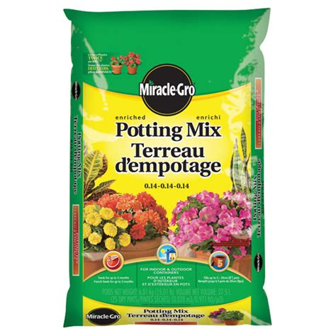 miracle gro quot premium quot potting soil r 233 no d 233 p 244 t