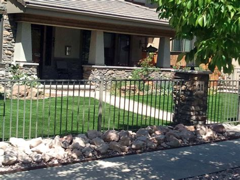 artificial turf cost wyoming michigan landscape photos front yard landscaping ideas