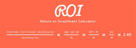 promotional caign template how to calculate roi digital marketing digital photos