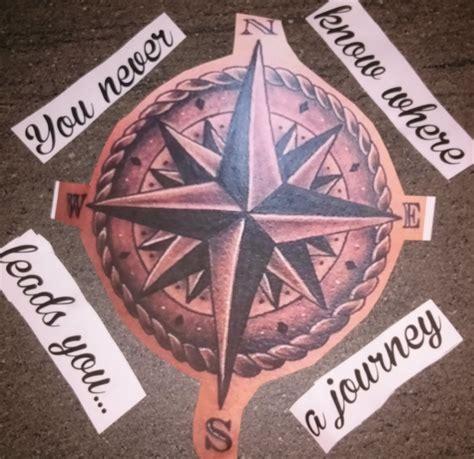 compass tattoo erweitern bitte um ideen tattoo bewertung de