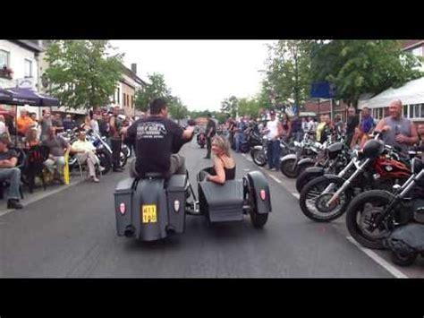 Ural Motorrad Youtube by Bocke Streetglide Sidecar Tour Youtube