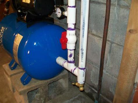 water worker  gal horizontal  tank hthb