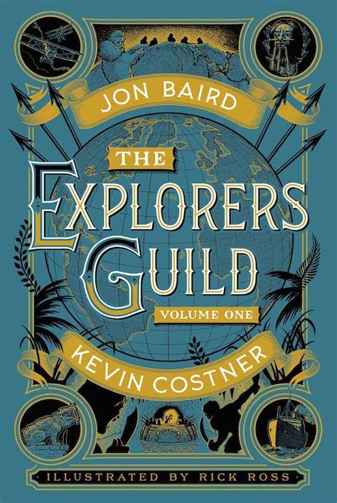 the the passage series volume 1 books book review kevin costner s adventure the explorers guild