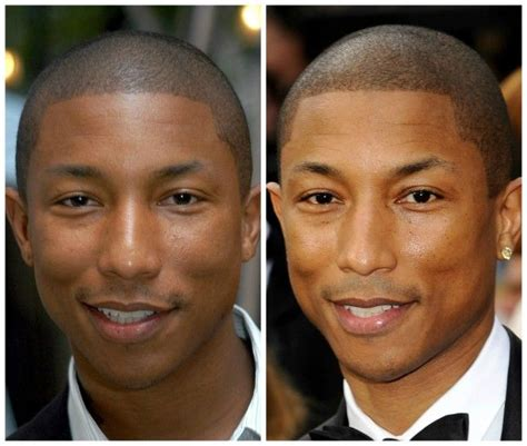 pharrell williams tattoos removed before and after then and now photos show 12 who continue to defy the