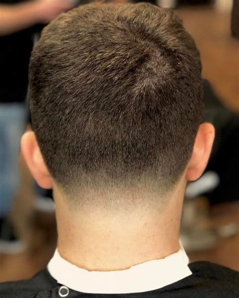 short haircuts when hair grows low on neck tapered at the neck 6 ways to wear a low fade haircut