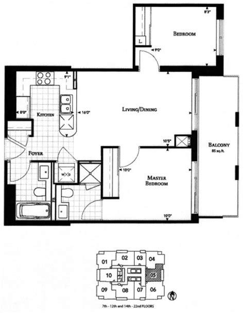 toronto condo floor plans uptown condominiums 35 balmuto street yorkville toronto