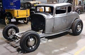 all steel 1932 ford 5 window coupe body chopped hot rod