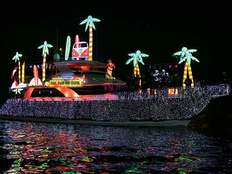 san diego boat parade 2017 lights on the water los angeles magazine
