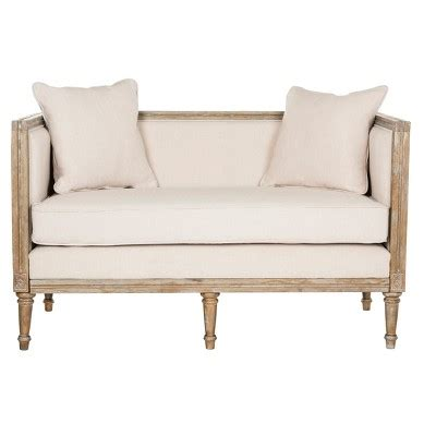 target settee leandra french country settee safavieh 174 target