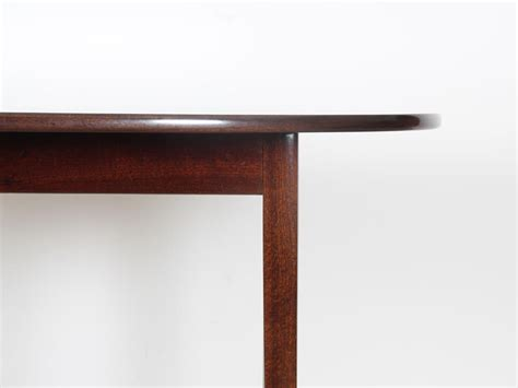 danish modern extending dining table for 12 seats by ole