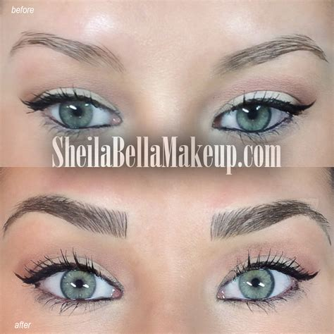 microblading brows sheila bella permanent makeup and