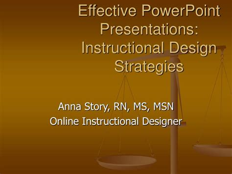 instructional design using powerpoint ppt effective powerpoint presentations instructional
