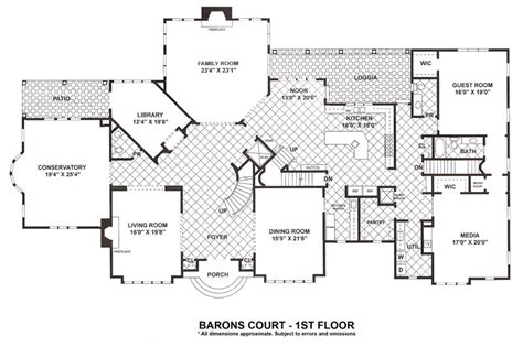 million dollar home plans barons court mansion in montville nj homes of the rich