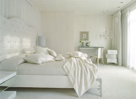 White Bedrooms | 41 white bedroom interior design ideas pictures