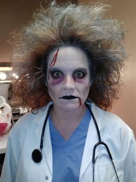 zombie doctor tutorial homemade pin up zombie costume hot girls wallpaper