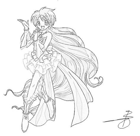 coloring pictures of mermaid melody free coloring pages of pichi pichi pitch coco