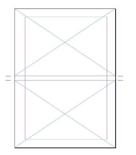 printable area indesign print design how to place cut marks on a 2up image in