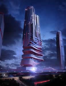 futuristic architecture evolo 2014 futuristic skyscraper flyingarchitecture archinect