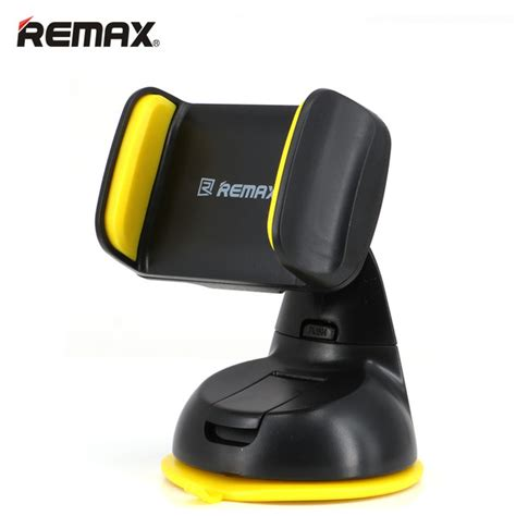 Remax Car Holder Charger aliexpress buy remax car mobile phone holder adjustable 360 rotate suction cup mount stand