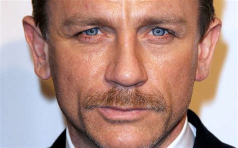 Movember And Inspiring Looks For This Season daniel craig mustache pictures for movember opinions