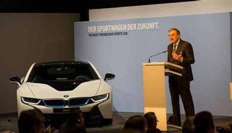 Bmw Bewerbungen Pro Jahr Bmw Chef Ab 2020 Absatz Min 100 000 Elektroautos Pro Jahr