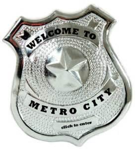 inspector gadget metro entrance