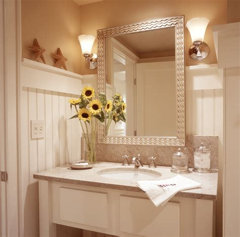 Beadboard Bathroom Ideas White Beadboard For Bathroom Vanity Ideas