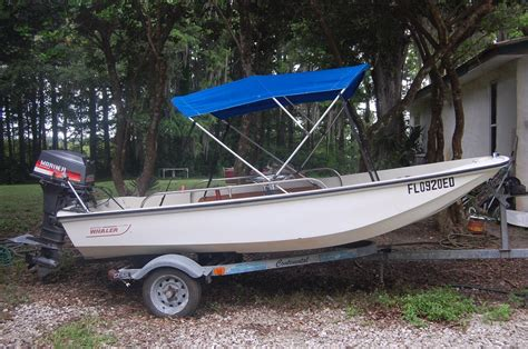 Boston Top 13 Boston Whaler 13 Sport Boat For Sale From Usa